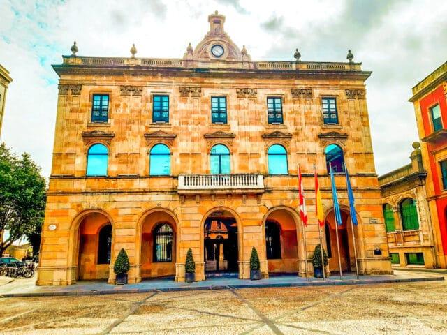 El Ayuntamiento de Gijón