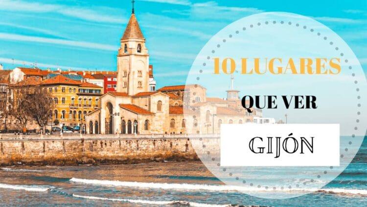 Portada Qué ver en Gijón