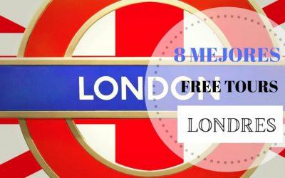 LOS 8 MEJORES FREE TOURS POR LONDRES