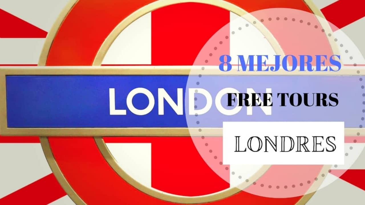 Portada mejores Free Tours por Londres