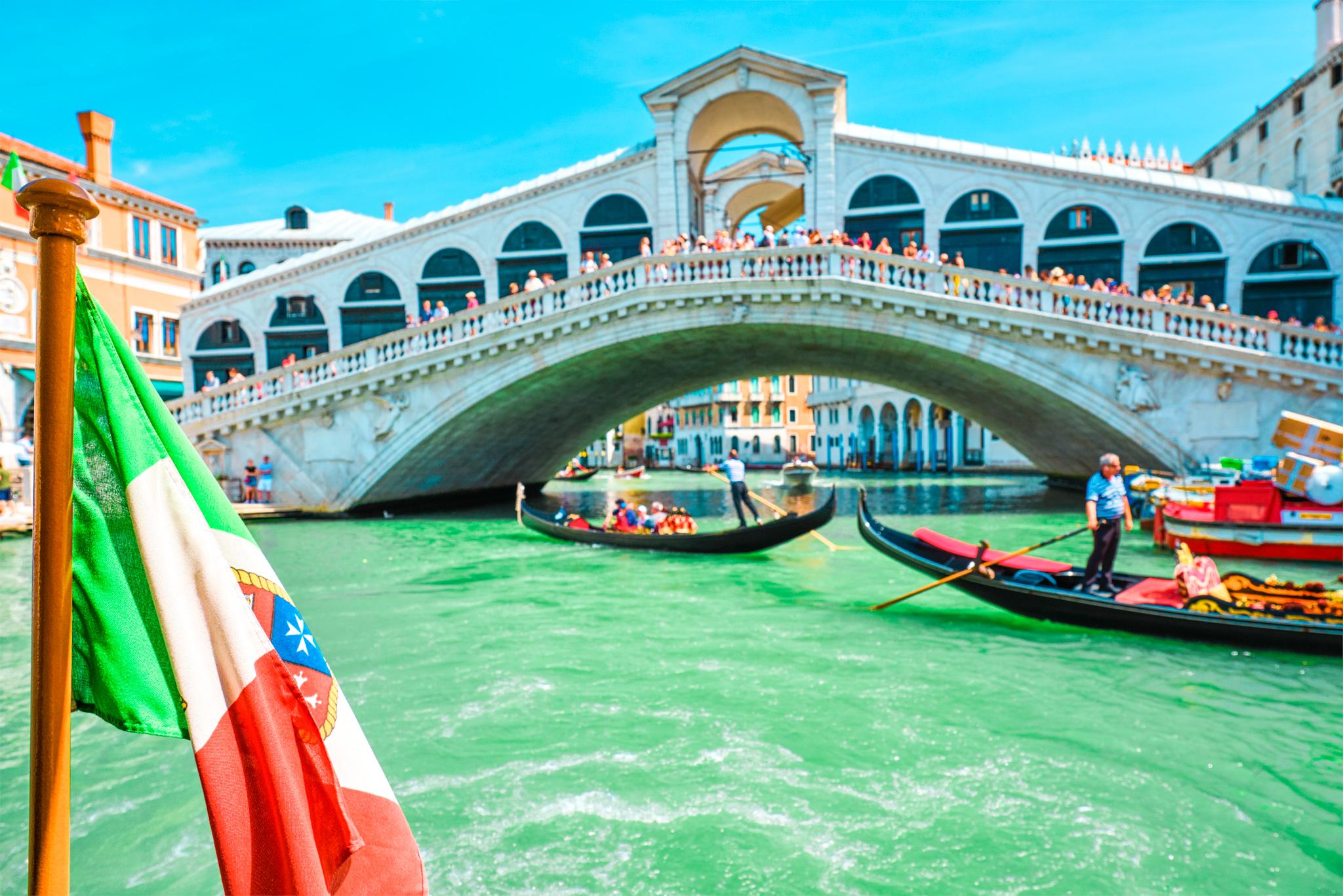 cosas que ver y hacer en Venecia: Puente de Rialto