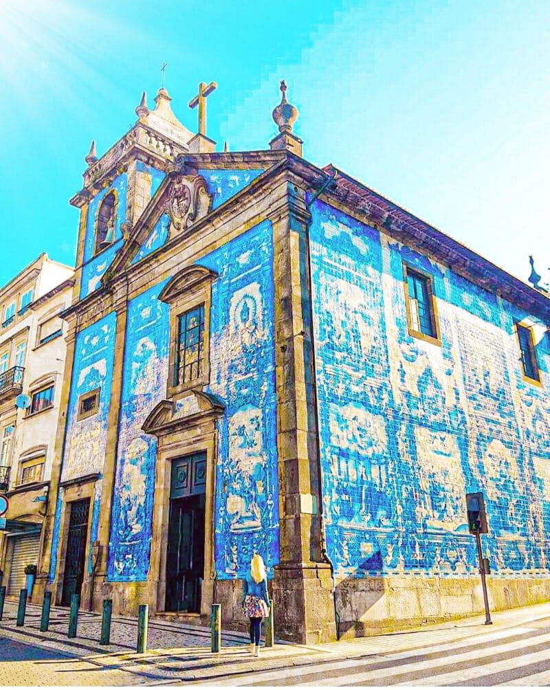 Qué ver en Oporto en 3 días: Capela das Almas