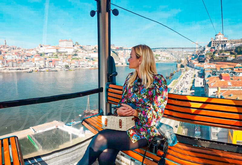 Qué ver en Oporto en 3 días: Teleférico de Gaia