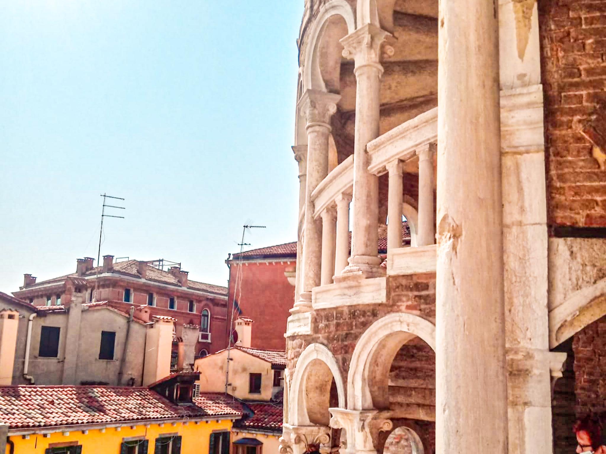 Vistas desde la Scala Contarini del Bovolo