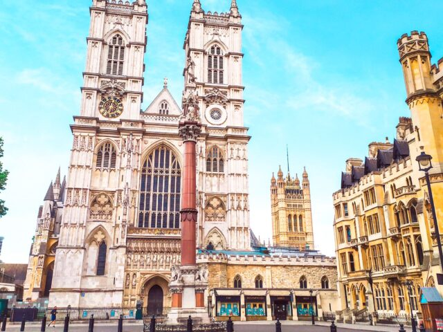 La Abadía de Westminster es el segundo lugar imprescindible que visitar en Londres