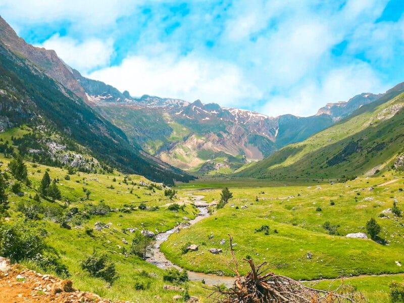 Los mejores lugares naturales de España: El Valle de Ordesa