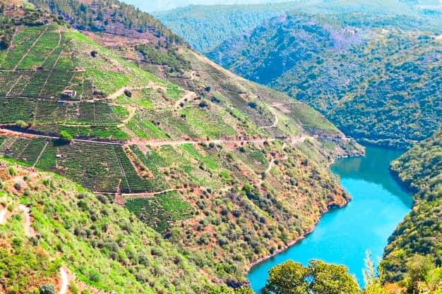 Mejores lugares naturales de España: Cañón del Sil