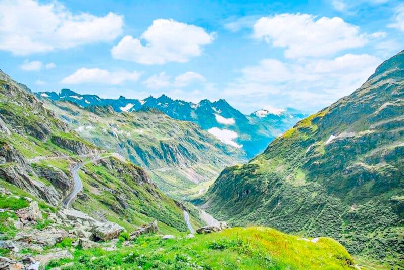 Los mejores lugares naturales de España:  los Picos de Europa