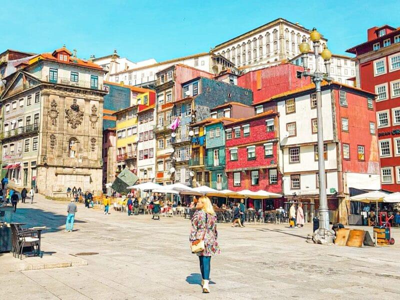 Qué ver en Oporto en 3 días: barrio do Barredo