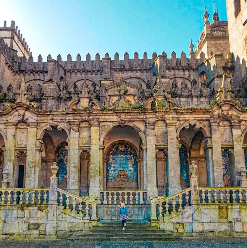 Qué visitar en Oporto en 3 días: la catedral