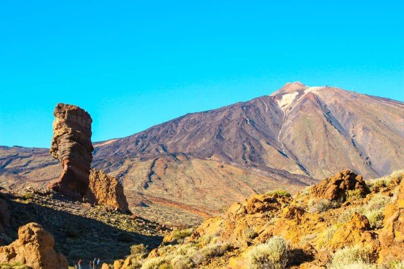 Los mejores lugares naturales de España: el Teide