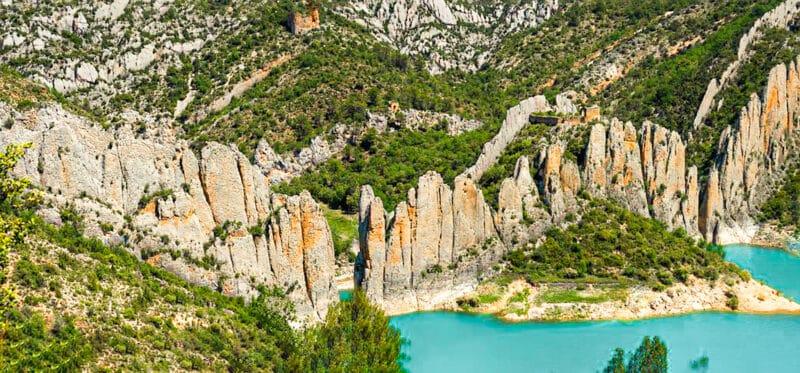 Los mejores lugares naturales de España: la Muralla china de Finestres