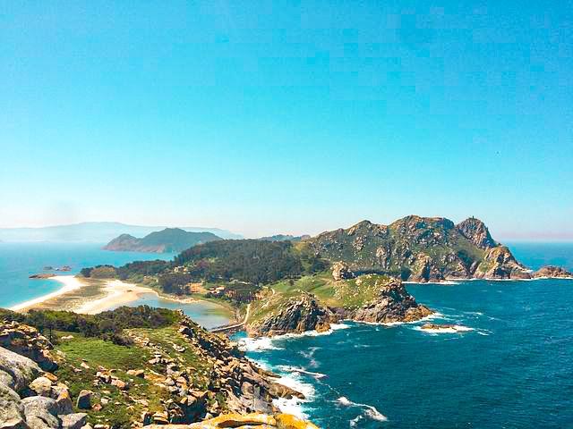 Los mejores lugares naturales de España: islas Cíes