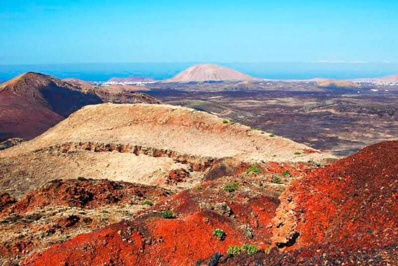Los mejores lugares naturales de España: Timanfaya