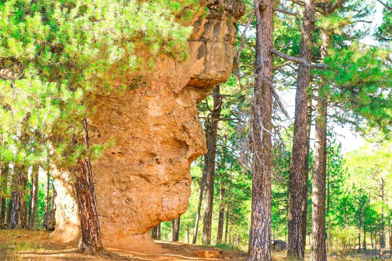 Mejores lugares naturales de España: Ciudad Encantada de Cuenca