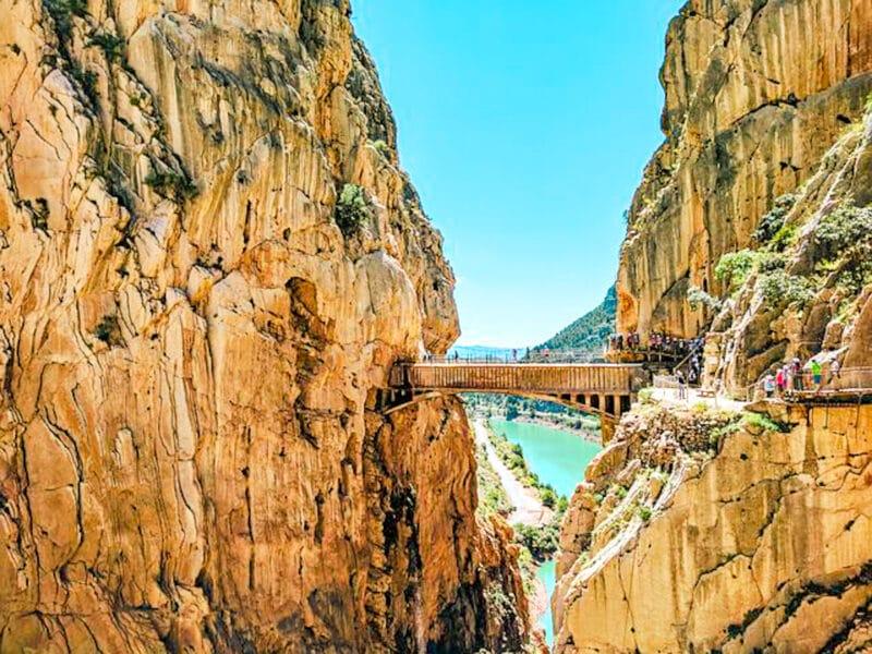 Los mejores lugares naturales de España: El Caminito del Rey