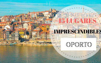 15 LUGARES QUE VISITAR EN OPORTO IMPRESCINDIBLES