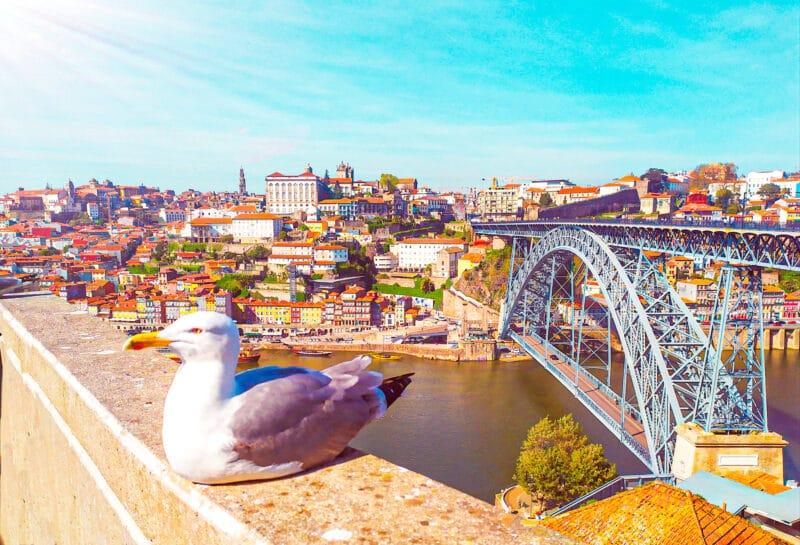 Qué ver en Oporto en 3 días: Puente Don Luis I