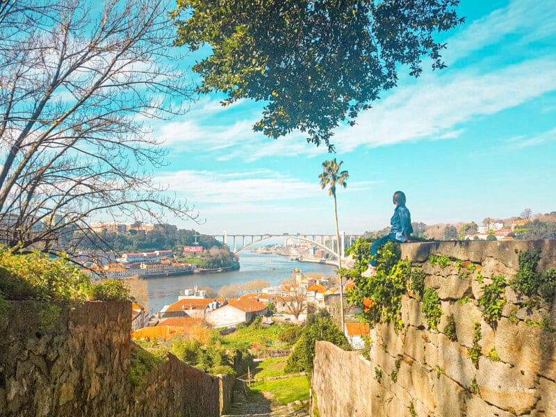 Qué ver en Oporto en 3 días: puente de la Arrábida