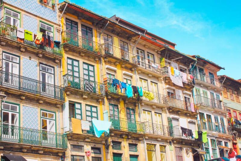 Qué ver en Oporto en 3 días: barrio de Miragaia