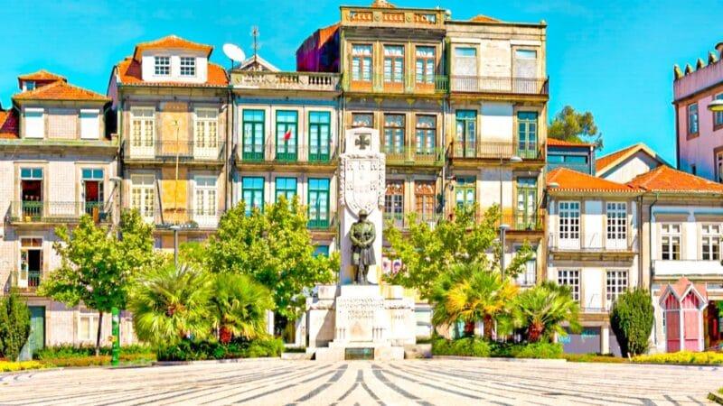 Qué ver en Oporto en 3 días: barrio Cedofeita
