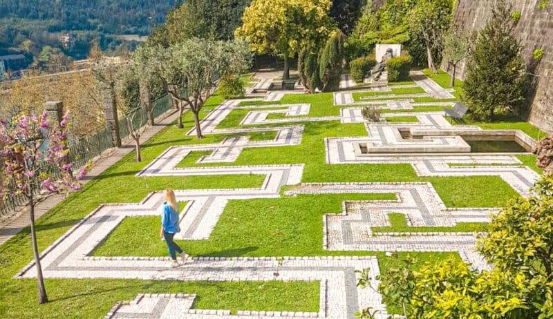 Qué ver en Oporto en 3 días: Jardines del Palacio de Cristal