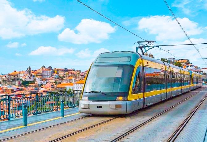 Guía completa de Oporto: metro