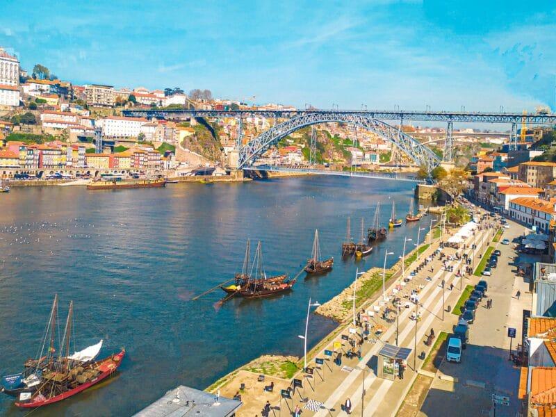 15 lugares que visitar en Oporto imprescindibles: Vila Nova de Gaia