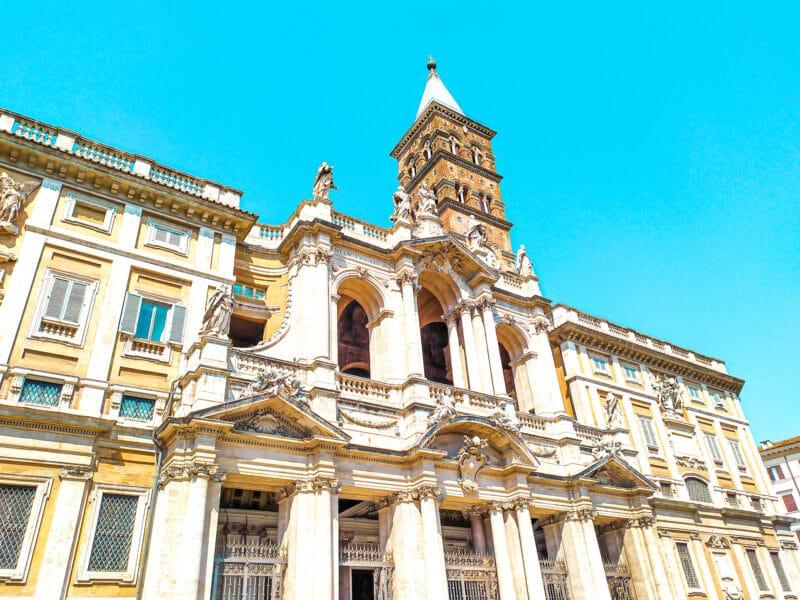 Qué ver cerca del Coliseo: Santa María Maggiore