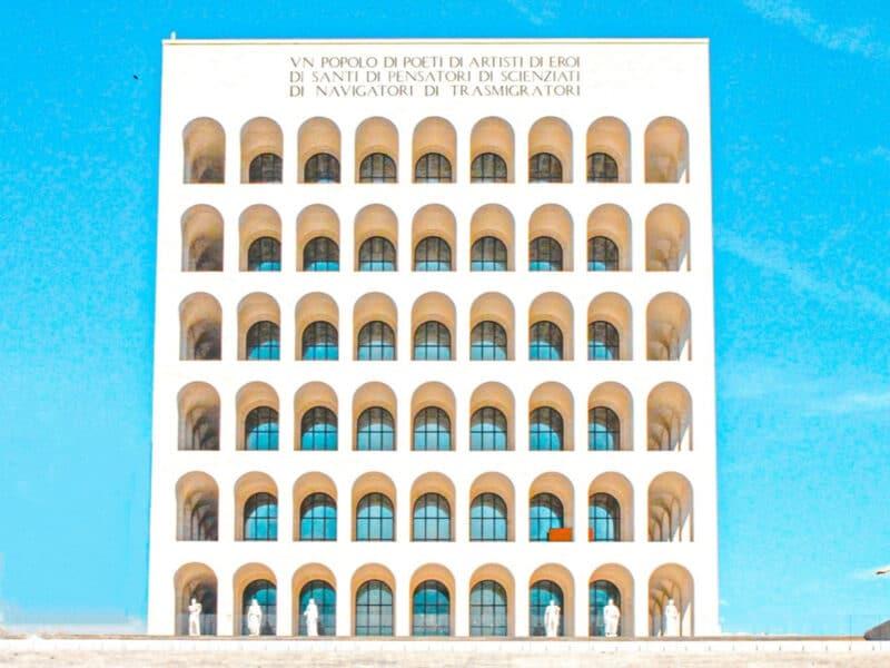El Coliseo cuadrado