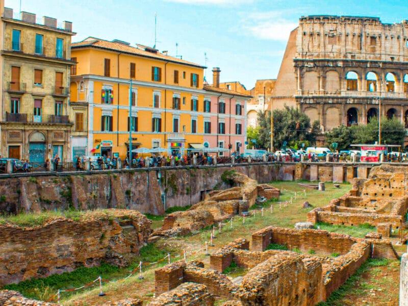 Qué ver cerca del Coliseo: El Ludus Magnus