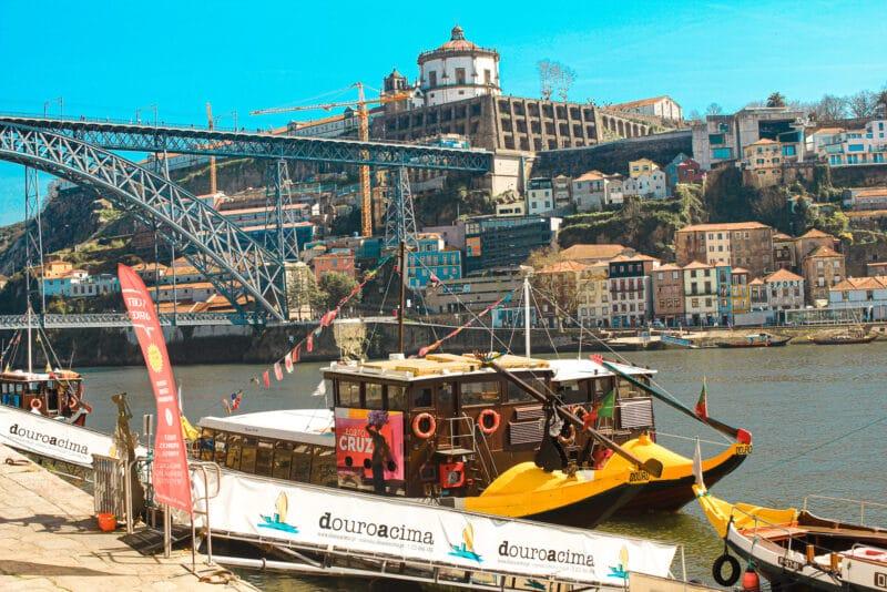 Qué hacer en Oporto : crucero de los 6 puentes