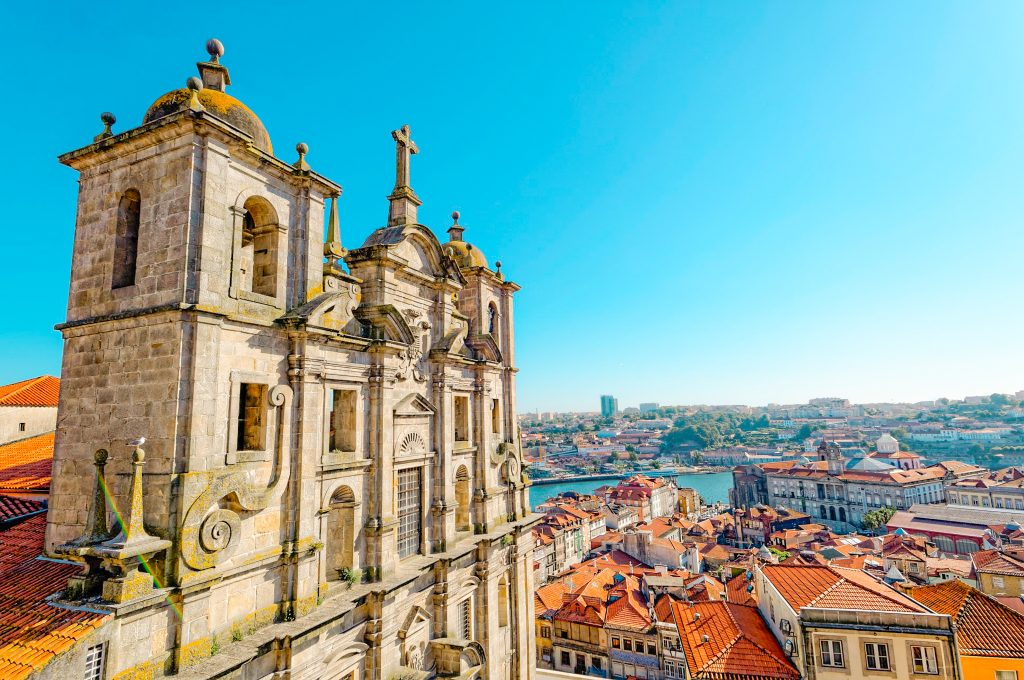 Qué ver en Oporto en 3 días: mirador rua das Aldas