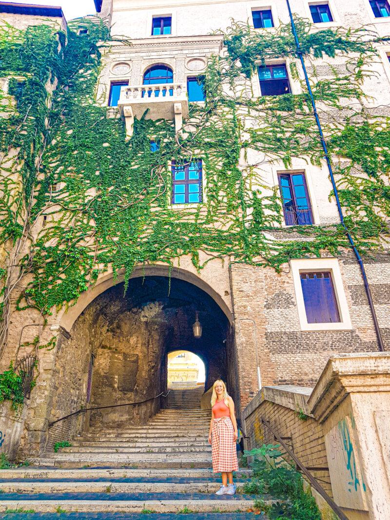 Qué ver cerca del Coliseo: casa de Lucrecia Borgia