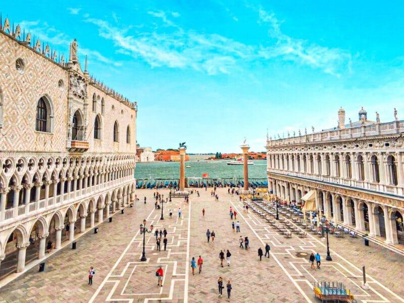 Los mejores miradores de Venecia: vistas desde la Torre del reloj