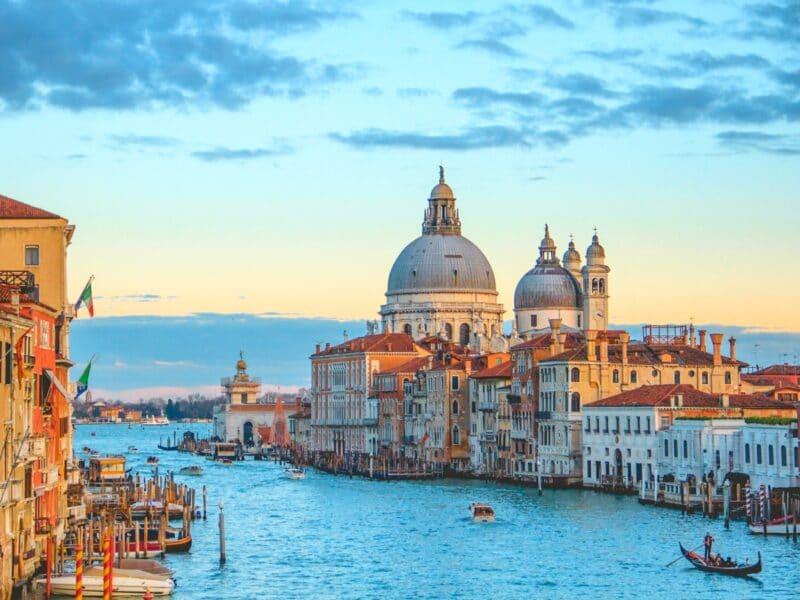 Los mejores miradores de Venecia: vistas desde el puente de la Academia