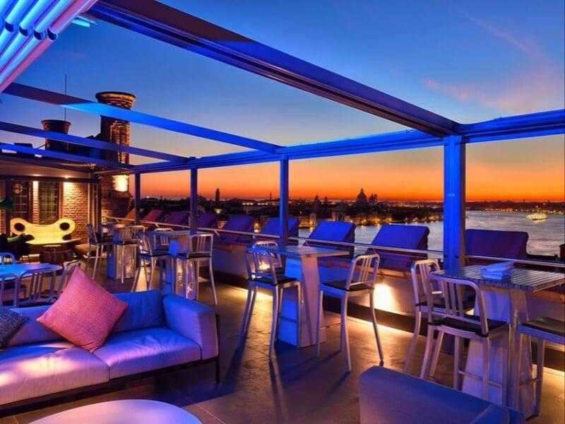 Terraza Hilton Venecia