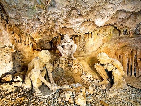 Cueva  de theopetra