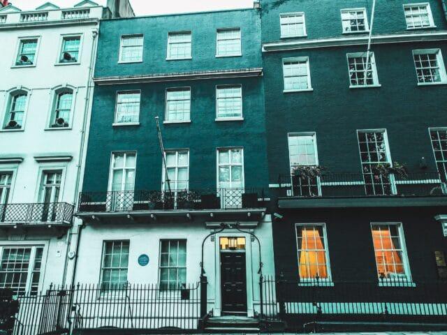 Dónde celebrar halloween en Londres: 50 berkeley street, la casa más embrujada de la ciudad