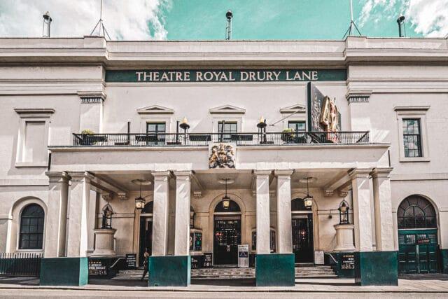 Teatro Royal Drury Lane Londres