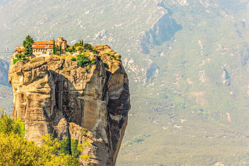 Monasterio de la Santísima Trinidad Meteora