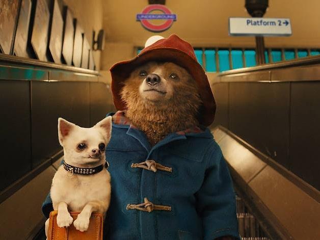 Películas sobre Londres para ver en familia: el osito PADDINGTON