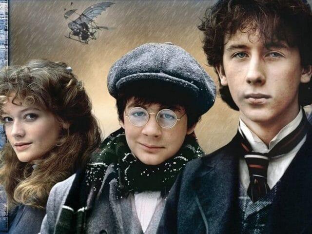 Portada el Joven Sherlock Holmes
