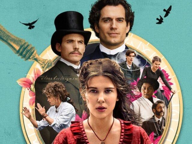 Cartel de la película Enola Holmes
