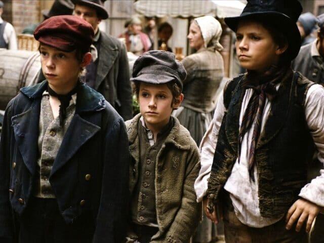 Películas sobre Londres para toda la familia: Oliver Twist