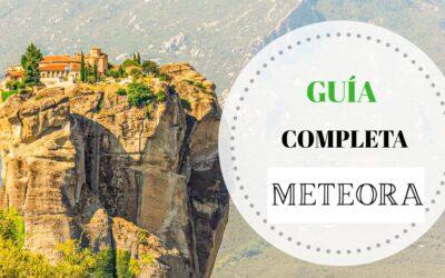 QUÉ HACER EN METEORA- Guía completa para visitarla