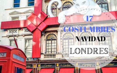 17 Costumbres Que hacer en Londres en Navidad (Guía completa 2020)