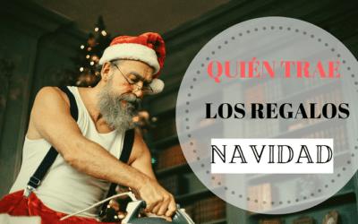 ¿Quién trae los regalos de navidad? más allá de los Reyes y Papá Noel