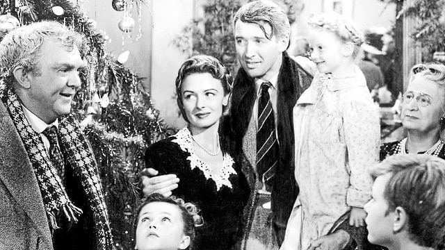 Imagen de Qué bello es vivir! la mejor película clásica para ver en Navidad