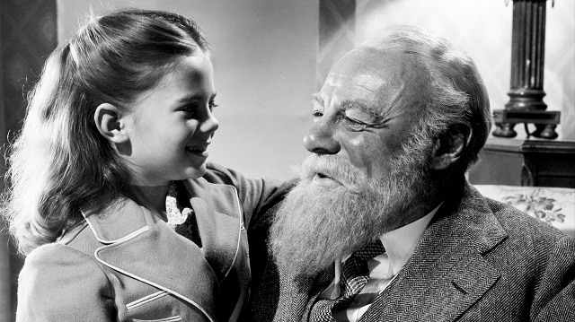 Escena de Miracle on 34th street
